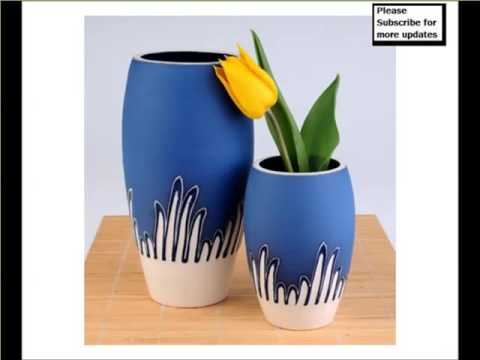 Handmade Contemporary Ceramic Vases Home Decor Picture Ideas With
