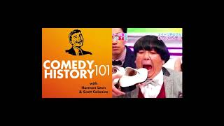 History of Weird Japanese Game Show: Comedy History 101