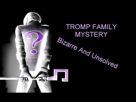Bizarre and Unsolved Ep. 4 - Tromp Family (Gift Card Give-Away)