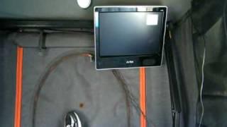 ░▒▓█Maggiolina Airtop█▓▒░Maggiolina Air top 12v Avtex w163dr tv bracket autohome