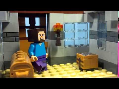 Minecraft #picpac #stopmotion #lego