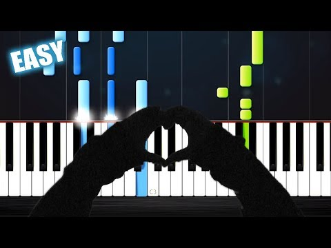 Swedish House Mafia - Don't You Worry Child - EASY Piano Tutorial by PlutaX