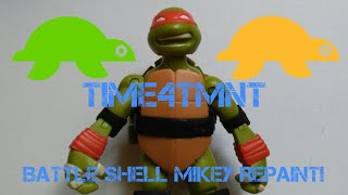 hmongbuynet  Teenage Mutant Ninja Turtles Battle Shell Repaint