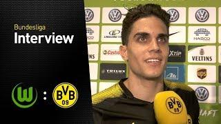 Marc Bartra im Interview | VfL Wolfsburg - Borussia Dortmund 0:3