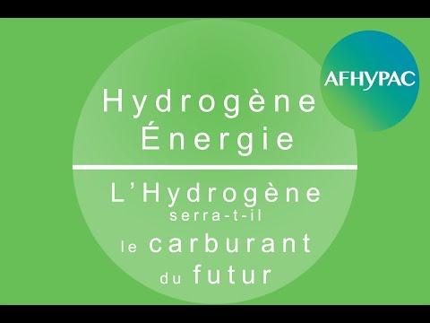 """Hydrogène Energie - """"L'hydrogène sera-t-il le carburant du futur ?"""" Centrale-Energies"""