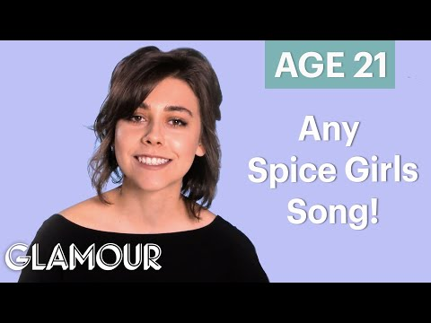 70 People Ages 5-75 Answer: Favorite Song Growing Up? | Glamour