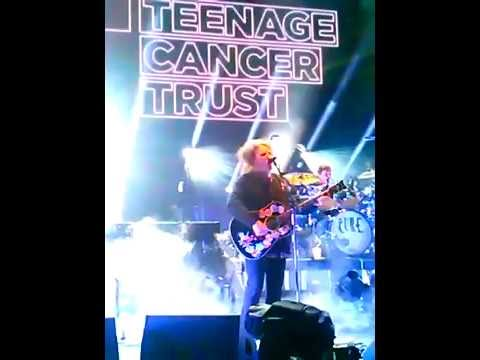 Teenage Cancer Trust 2014 Royal Albert Hall 29th of March The Cure