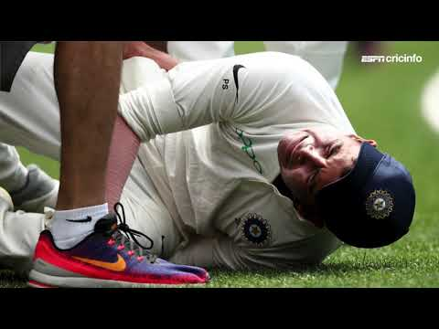 Prithvi Shaw's Injury | 'I see Shaw playing a part later in the series' - Agarkar