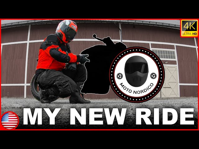 2021 Season Is Here & So Is My New Ride! | English Moto Vlog Made In Sweden [HONDA CB1000R 2009]