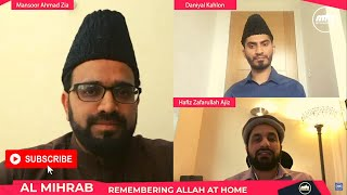 How to concentrate while working from home - Al Mihrab (Episode 2)