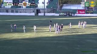 Excursionistas 2 - 0 Atlanta | #VamosLasPibas | Fútbol femenino