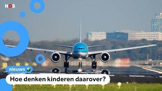 Nederlandse vliegtuigen stoten meer vieze lucht uit