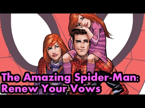 The Amazing Spider-Man: Renew Your Vows – The Complete Story