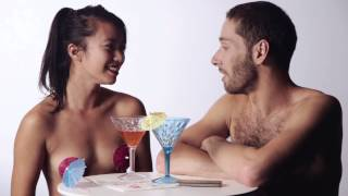 Repeat youtube video Tout nu tout cru : 5 à 7 nudiste, deux danseurs qui voulaient faire du nu
