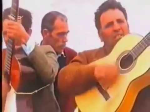 Verdiales años 70-80. Fiesta en Álora con Paco Porras, Salvador Padilla, El Capitán ...