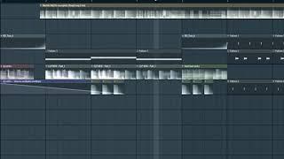 Nachale na remix flp file project..
