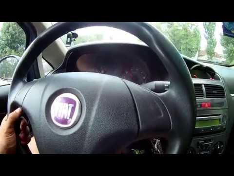 Замена рулевой тяги FIAT Linea