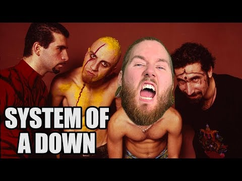 System Of A Down- Toxicity Guitar Cover Jamie Slays