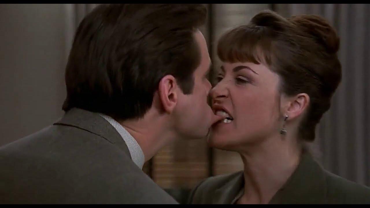 Amanda Donohoe Pics liar liar kiss scene