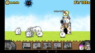 Прохождение игры cats go battle #2 новые котята