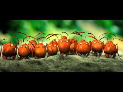 мультфильм приключения муравьишки