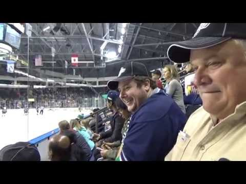 Seattle Thunderbirds Hockey - AEI Company outing highlights