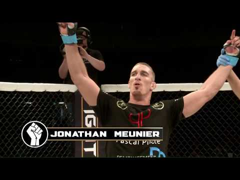 "Fight Night: Medicine Hat - Stephen Martinez vs Jonathan ""District"" Meunier"