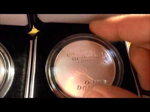 2014 National Baseball Hall Of Fame Coins
