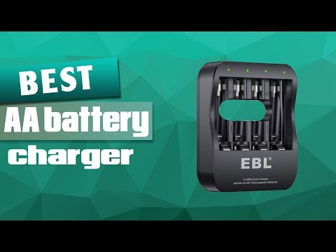 top-5-best-aa-battery-charger
