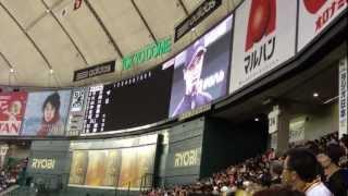 2012.11.23(金祝) ジャイアンツファンフェスタ2012内で行われた、ジャイ...