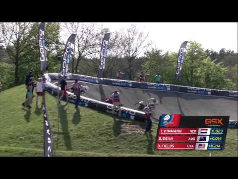 2015: Papendal - Elite Mens Semi-Final 1