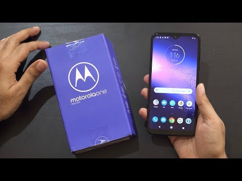 Motorola One Macro Unboxing & Overview with Macro Lens