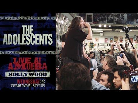 Adolescents - Amoeba (Live at Amoeba)