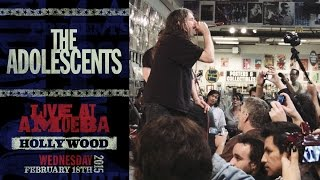 Adolescents - Amoeba (Live at Amoeba)