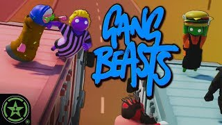 Get Off Your Nan - Gang Beasts | Let's Play
