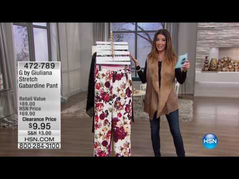 HSN | Fashion & Accessories Clearance Up To 60% Off 01.12.2017 - 05 AM