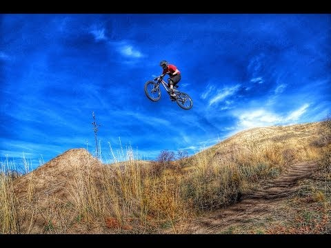Downhill Mtn Biking In Park City Utah
