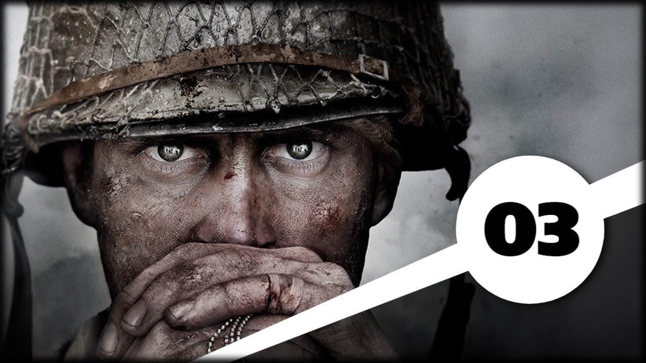 Call of Duty: WWII (03) Twierdza