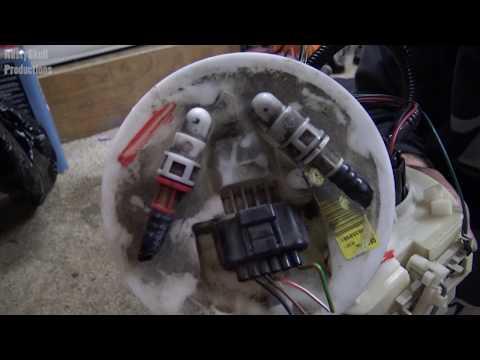 Fuel Pump Fun & Rc Car - RustySkull Productions