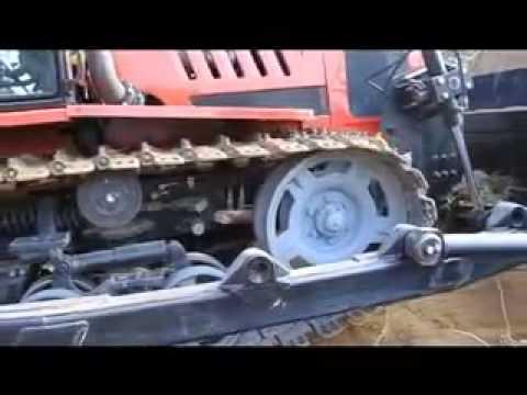 Трактор гусеничный Беларус МТЗ 2103 по цене от производителя