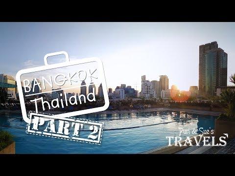 Puri & Sue's Travels: Bangkok 2017 Part 2 (Bangkok Shopping - Floating Market - Chatuchak)