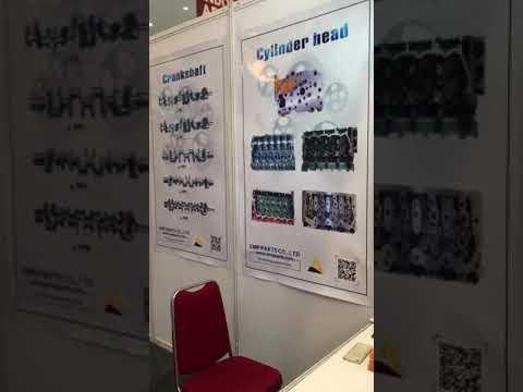 EMP PARTS~2017 exhibition held in Indonesia