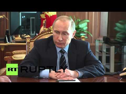 Russia: Putin establishes