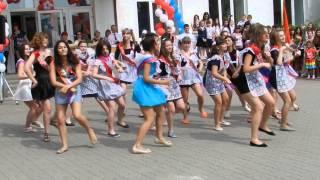 Вальс выпускников 2013 г. Шахты