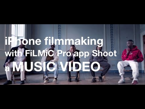 music video - filmed with FiLMiC Pro and Smooth 4 gimbal