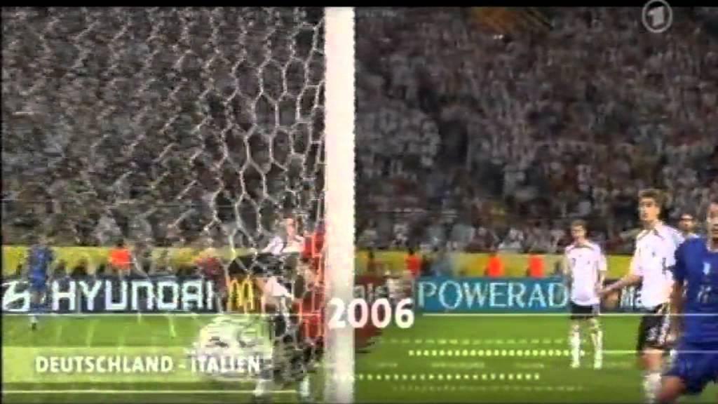 Deutschland Gegen Italien 2012