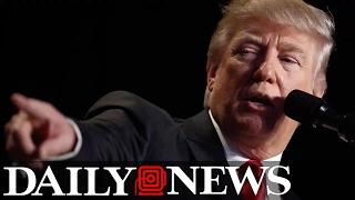 Federal appeals court upholds halt on President Trump's travel ban