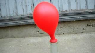 Cum sa faci baloane cu hidrogen