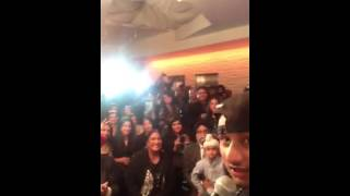 Yo Yo Honey Singh @ Press Release of Blue Eyes ,New York City