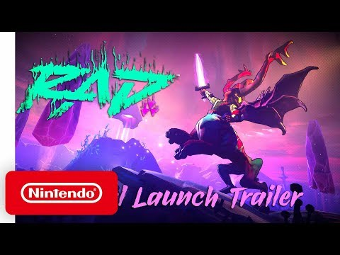 RAD - Launch Trailer - Nintendo Switch